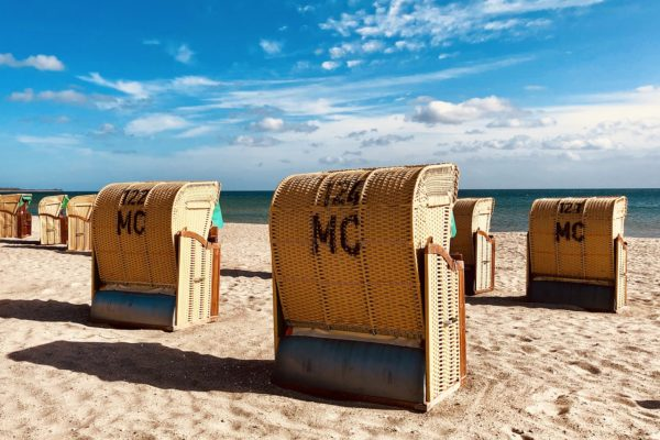 Was kostet ein Strandkorb in Südstrand Fehmarn?