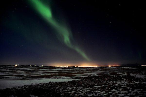 Wie groß ist die Wahrscheinlichkeit, Polarlichter zu sehen?