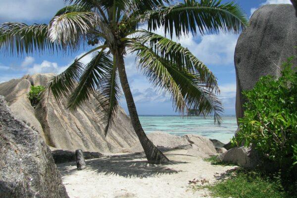 Flugzeit Seychellen