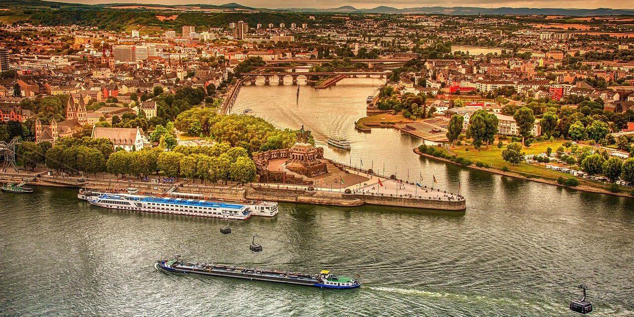 Städte am Rhein