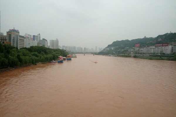 Gelber Fluss