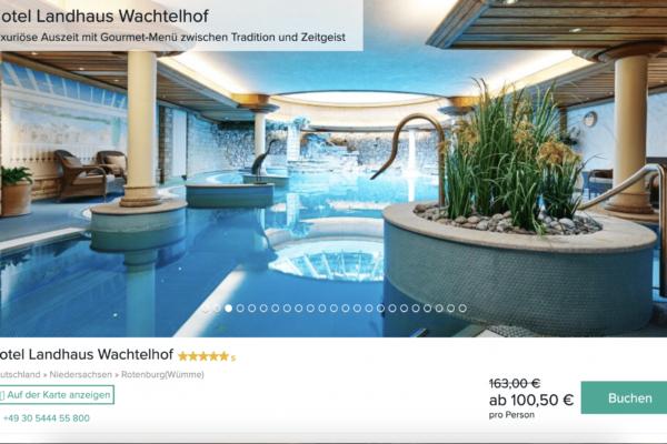 Wachtelhof Rotenburg Angebote