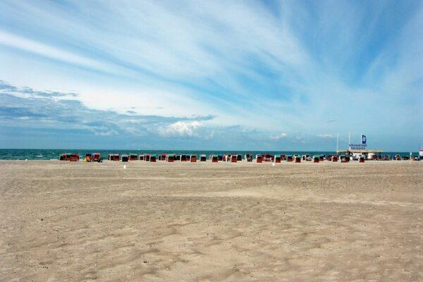 Warnemünde FKK-Strand