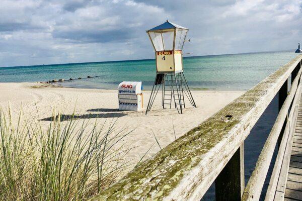 Der perfekte familienfreundliche Strand