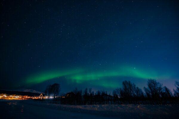 Die besten und schönsten Orte um die Polarlichter in Norwegen zu entdecken