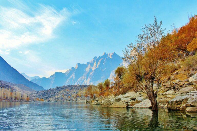 Größten Seen der Welt