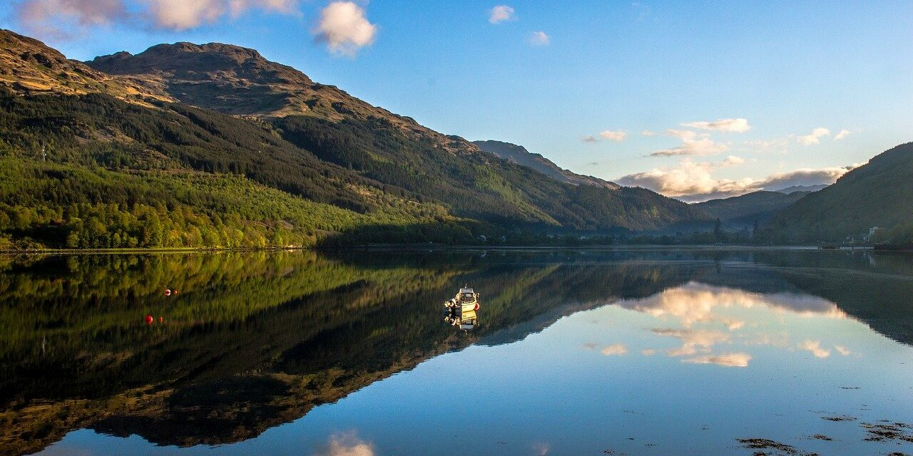 Größter schottischer See