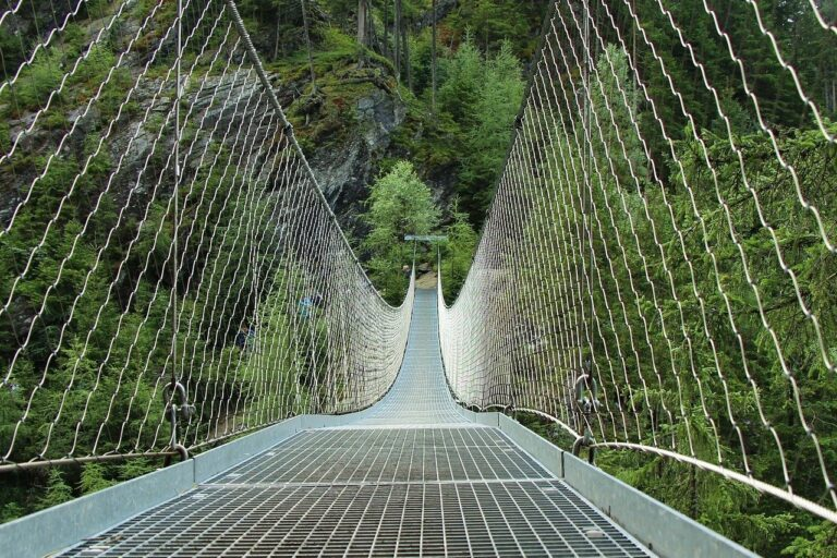 Hängebrücken Bayern