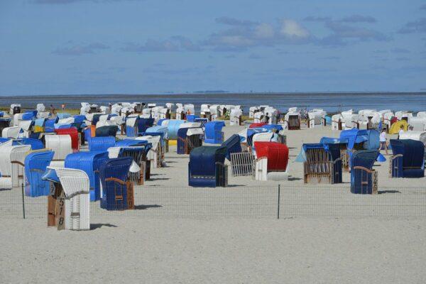 Ist der Strandbad Hooksiel kostenfrei?