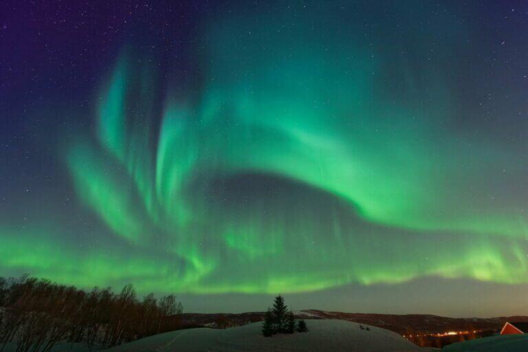 Polarlicht Norwegen