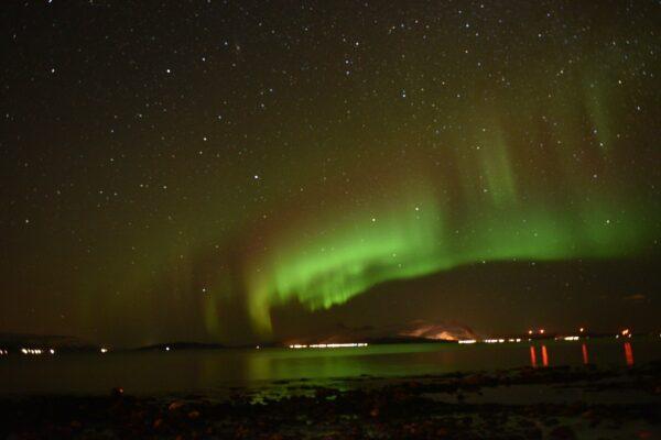 Polarlicht Norwegen beste Reisezeit