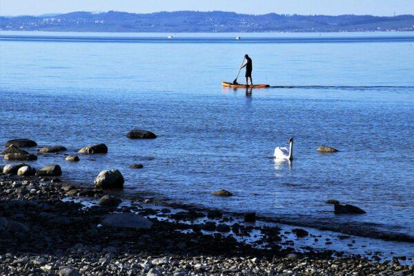 Welche Wassersportaktivitäten kann man am Bodensee machen?