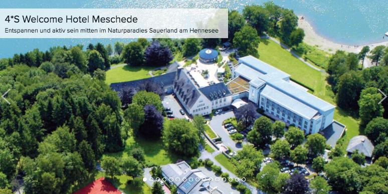 Welcome Hotel Meschede