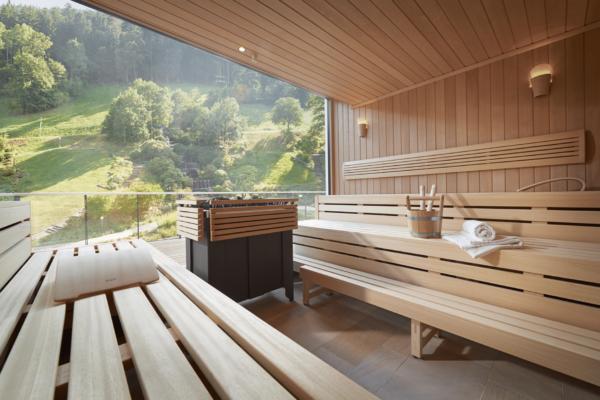 Wellness im wunderschönen Hotel Therme Bad Teinach