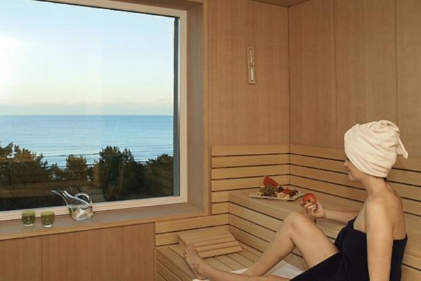 Wellness und Spa im Strandhotel Heringsdorf