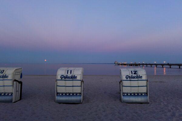 Was bietet der Grömitz Strand?