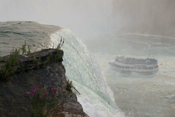 In welcher Stadt sind die Niagarafälle?