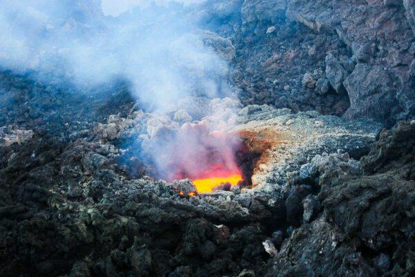 Italiens 5 aktivsten Vulkane