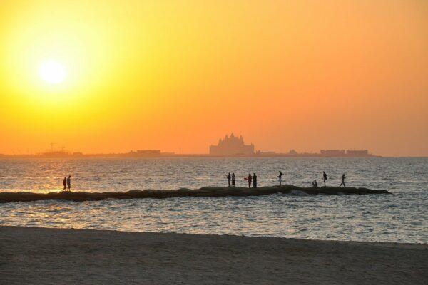 Was ist der beste Strand in Dubai?