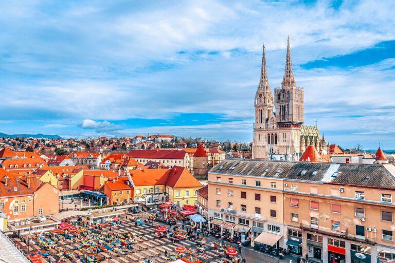 Zagreb Sehenswürdigkeiten